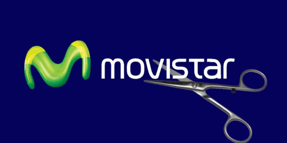 Fabricantes en pánico: Movistar España reducirá a 40 móviles su catálogo