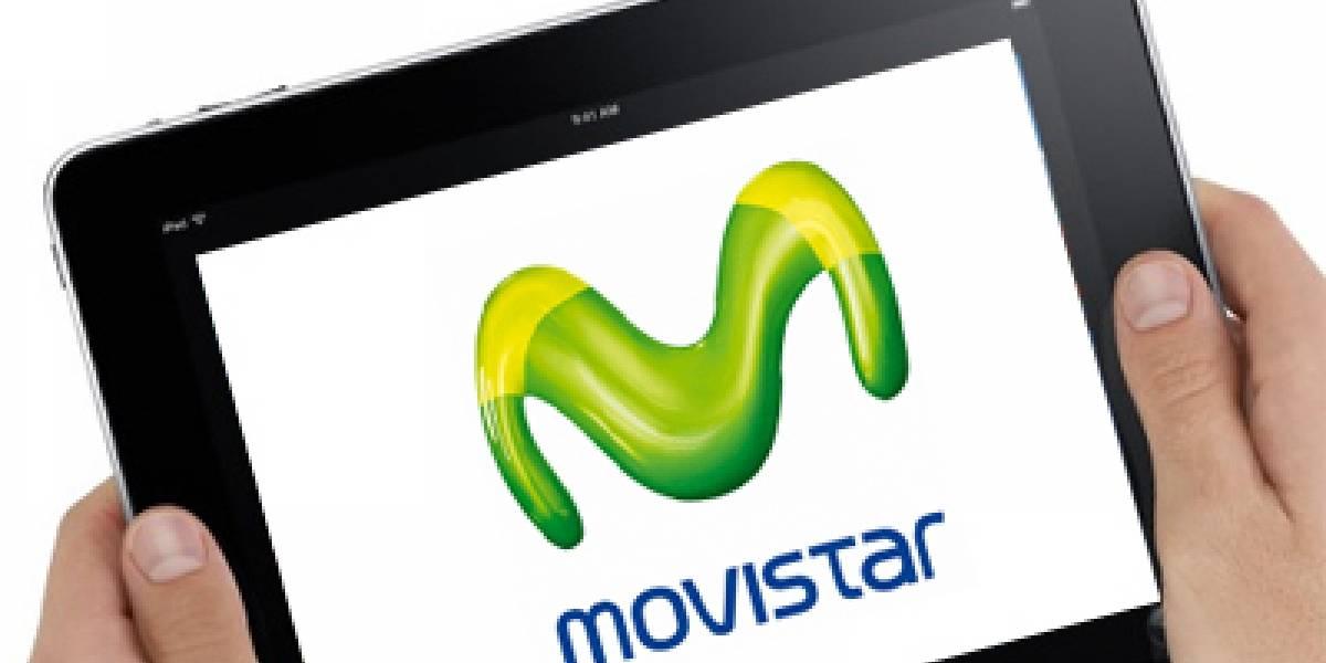 España: Movistar ya comercializa planes de datos especiales para el iPad 2