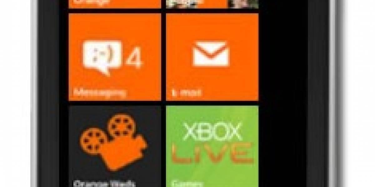 En 24 horas se vendieron sólo 40 mil teléfonos con Windows Phone 7
