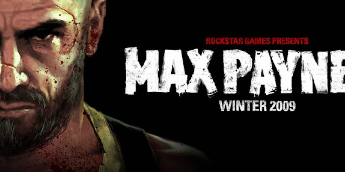 Rockstar anuncia Max Payne 3