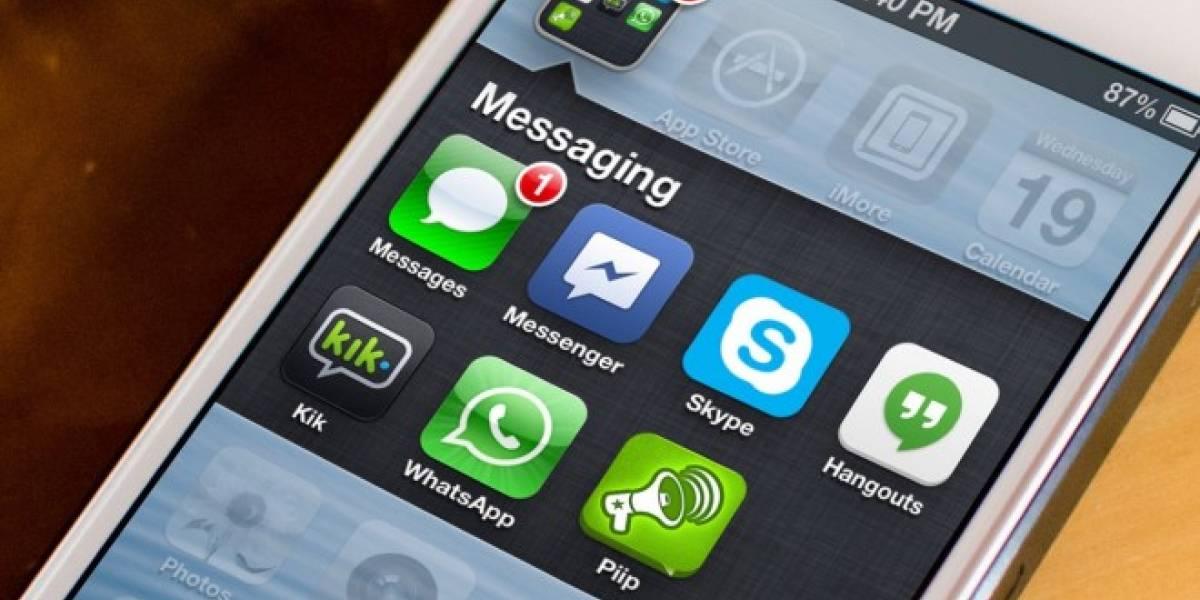 Electronic Frontier Foundation nos dice qué aplicaciones de mensajería son más seguras