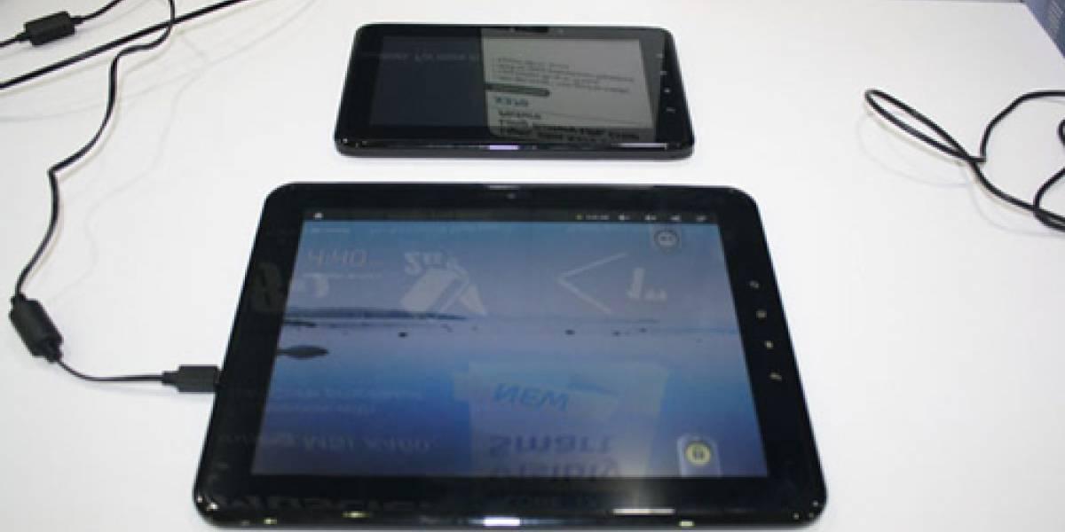 MSI revela el Enjoy 7 y el Enjoy 10, dos tablets con Gingerbread de USD $300
