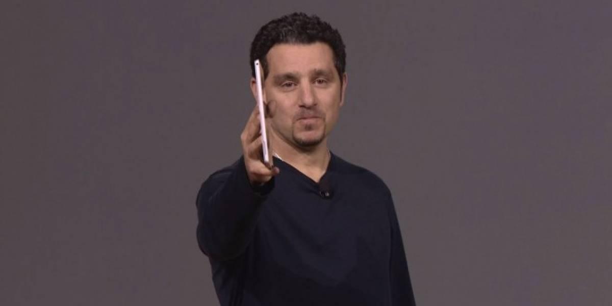 El Surface Pro 4 trae una batería más pequeña que su antecesor