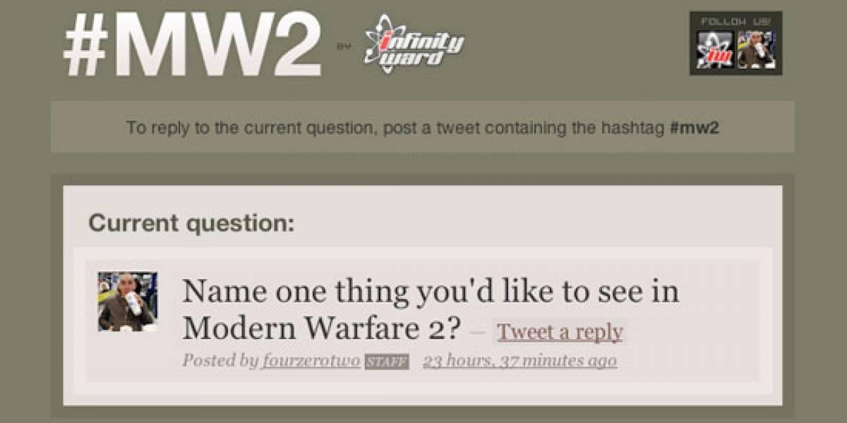 Modern Warfare 2 se vuelve el tema de moda en Twitter