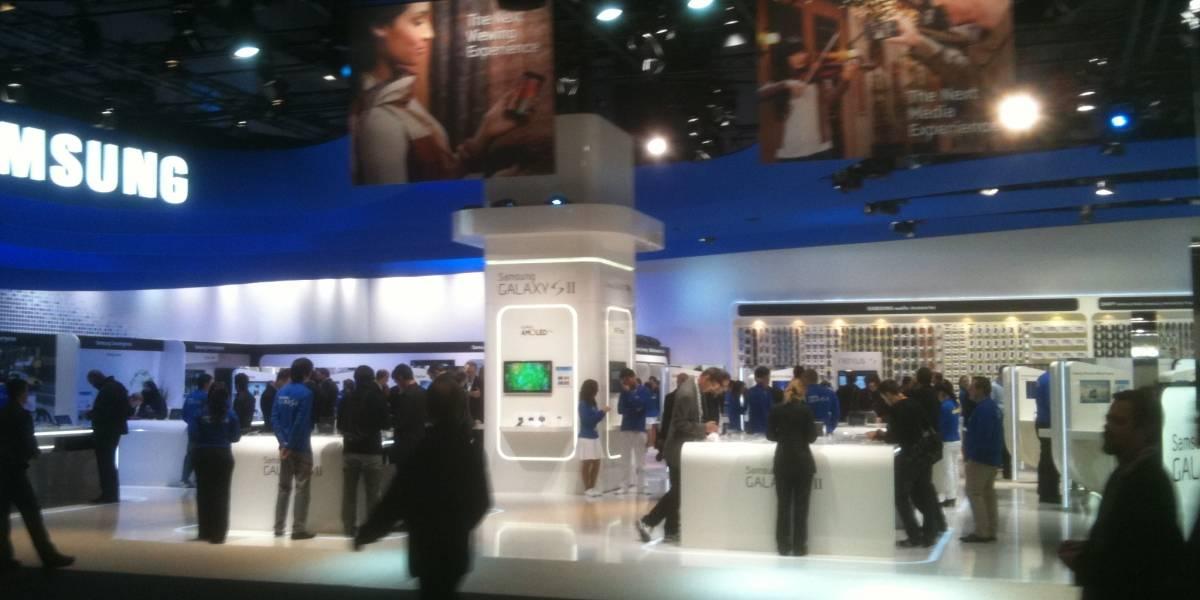 Samsung anuncia que no realizará conferencia de prensa en el MWC 2012