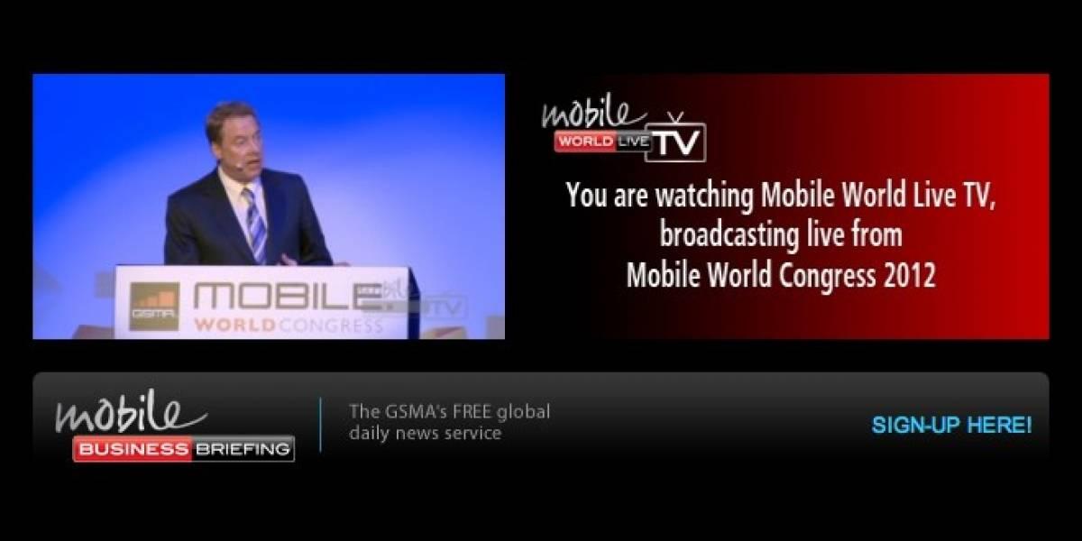 El Show de la MWC 2012 En Vivo