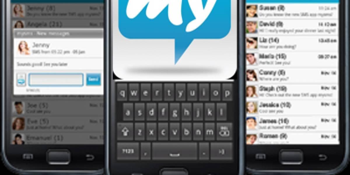 España: Envía SMS baratos a través de una app para iOS y Android