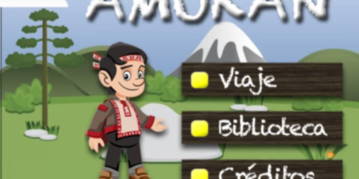 Amukan, la app para iOS que te enseña a hablar y entender Mapudungún