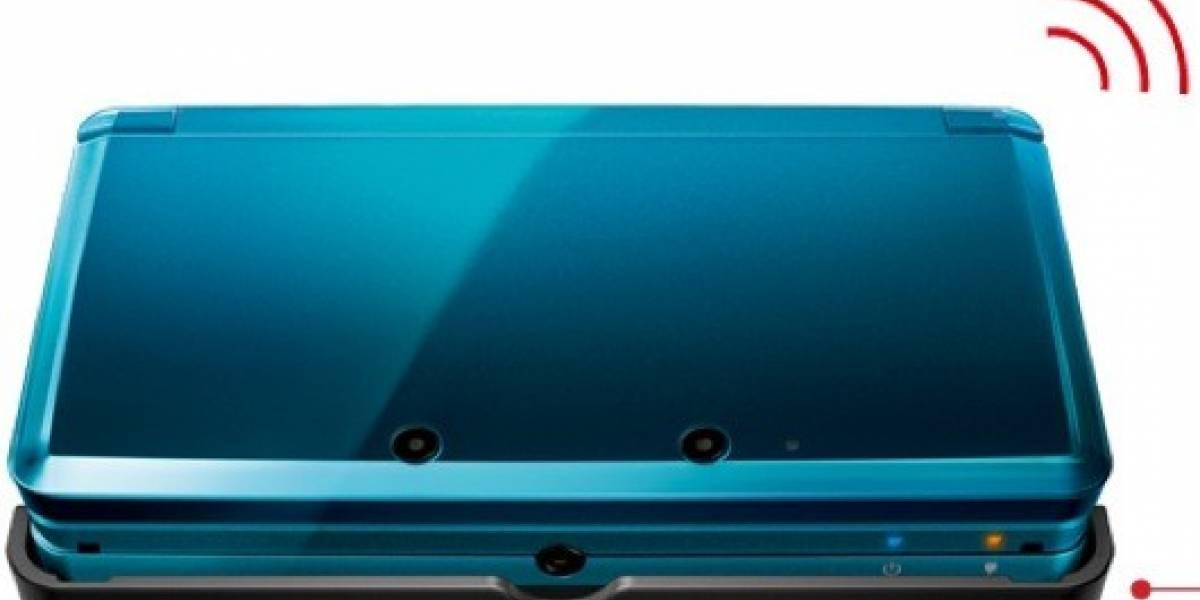 Batería del Nintendo 3DS no durará más de 8 horas