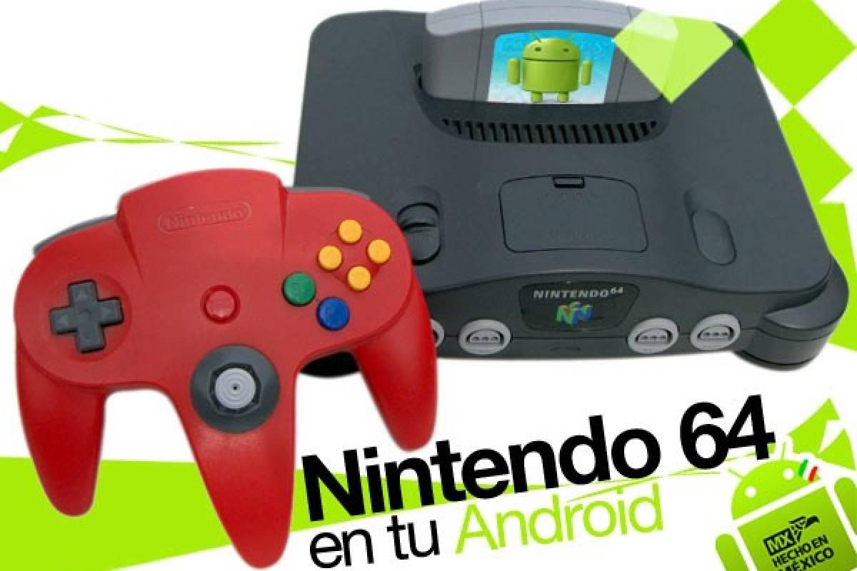 Juega Juegos De Nintendo 64 En Tu Android