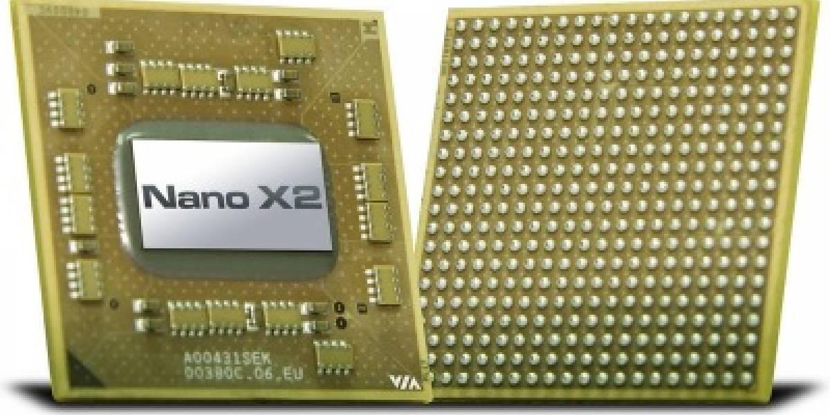 VIA anuncia nueva línea Nano X2
