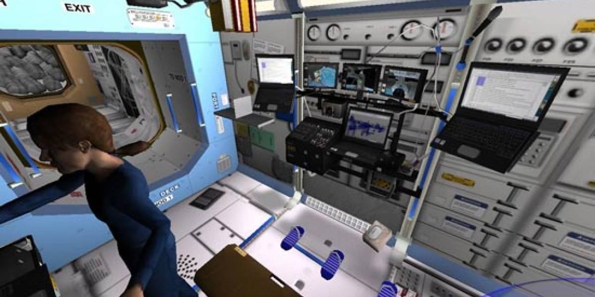 La NASA le entra al mercado de los masivos en línea