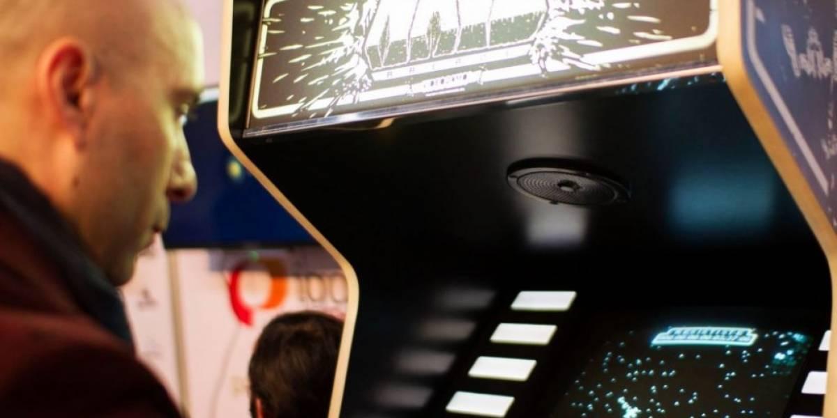 NAVE, el arcade argentino que dio que hablar en Festigame 2015