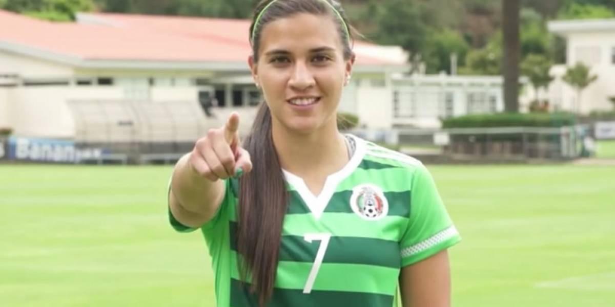 Entrevista a la mexicana Nayeli Rangel sobre su inclusión en FIFA 16