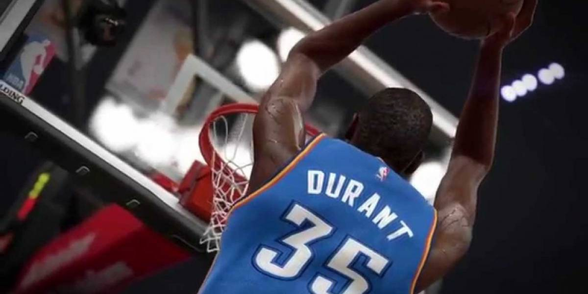 2K anuncia evento MyPARK de NBA 2K15 en vivo con Paul George