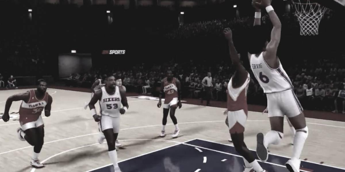NBA 2K16 presenta su renovado sistema de partidas en linea