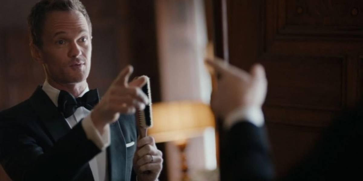 Neil Patrick Harris juega con Siri en nuevo anuncio del iPhone 6s