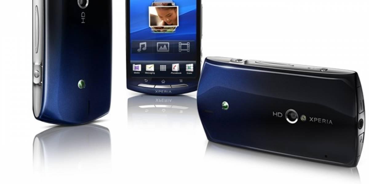 Sony Ericsson retrasa estreno del Xperia Neo producto del terremoto en Japón