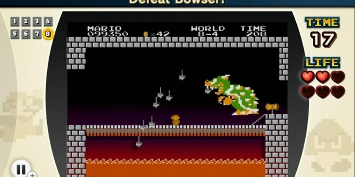 Ultimate NES Remix llega a fin de año a 3DS