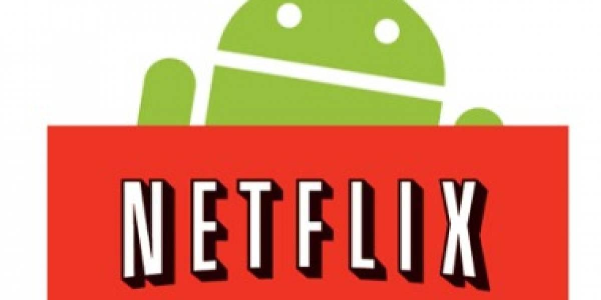 Netflix llega a Android