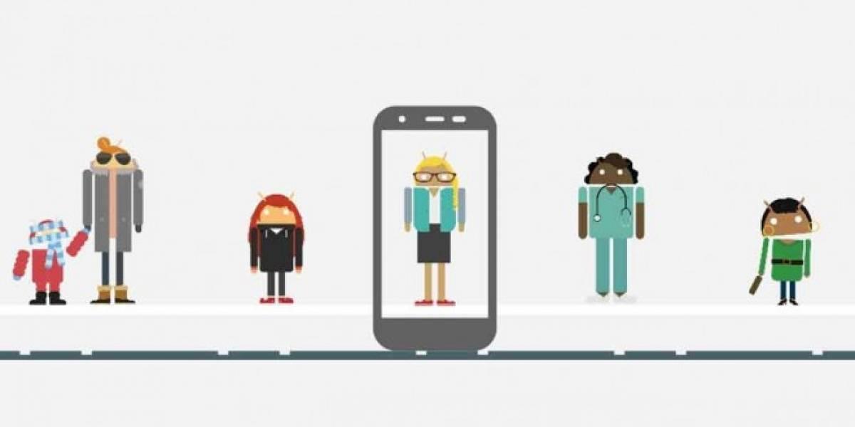 Google lanza una página para ayudarte a seleccionar el mejor teléfono Android
