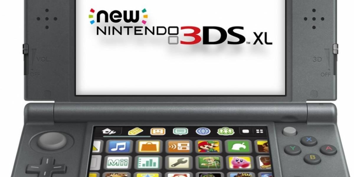 Nintendo explica por qué no incluyó un adaptador de corriente en el New 3DS XL