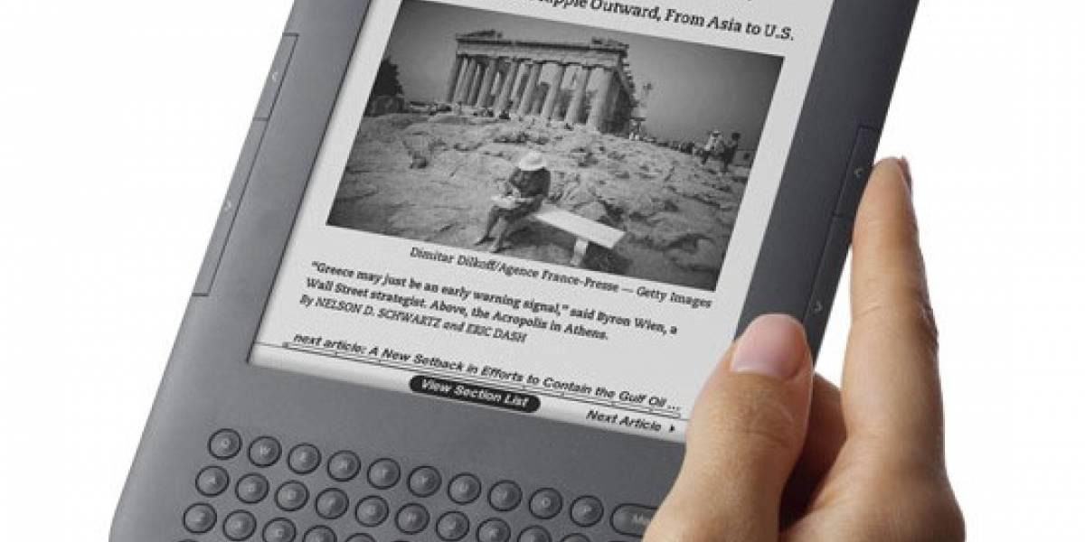El acceso al sitio de The NY Times será gratuito para usuarios de Kindle