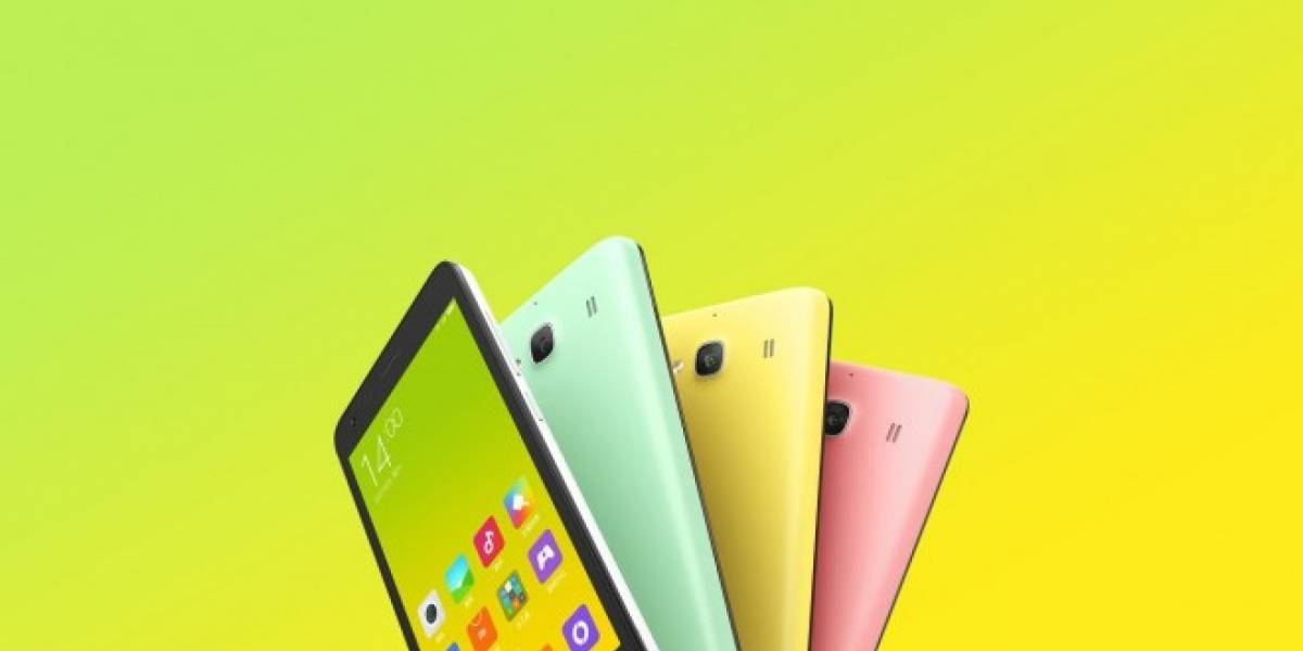 Xiaomi llega a Brasil y fabricará el Redmi 2 en el país
