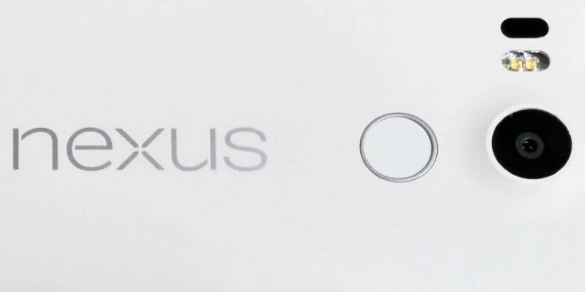 Se filtra una imagen real del Nexus 5 2015 de LG