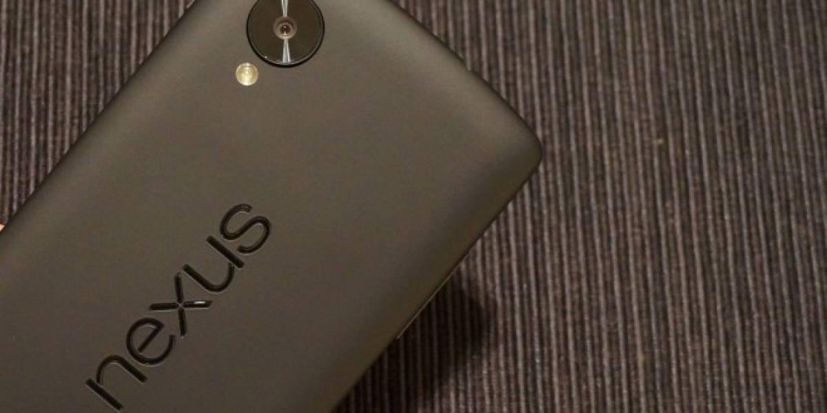 ¿Será este el prototipo del Nexus de Huawei?