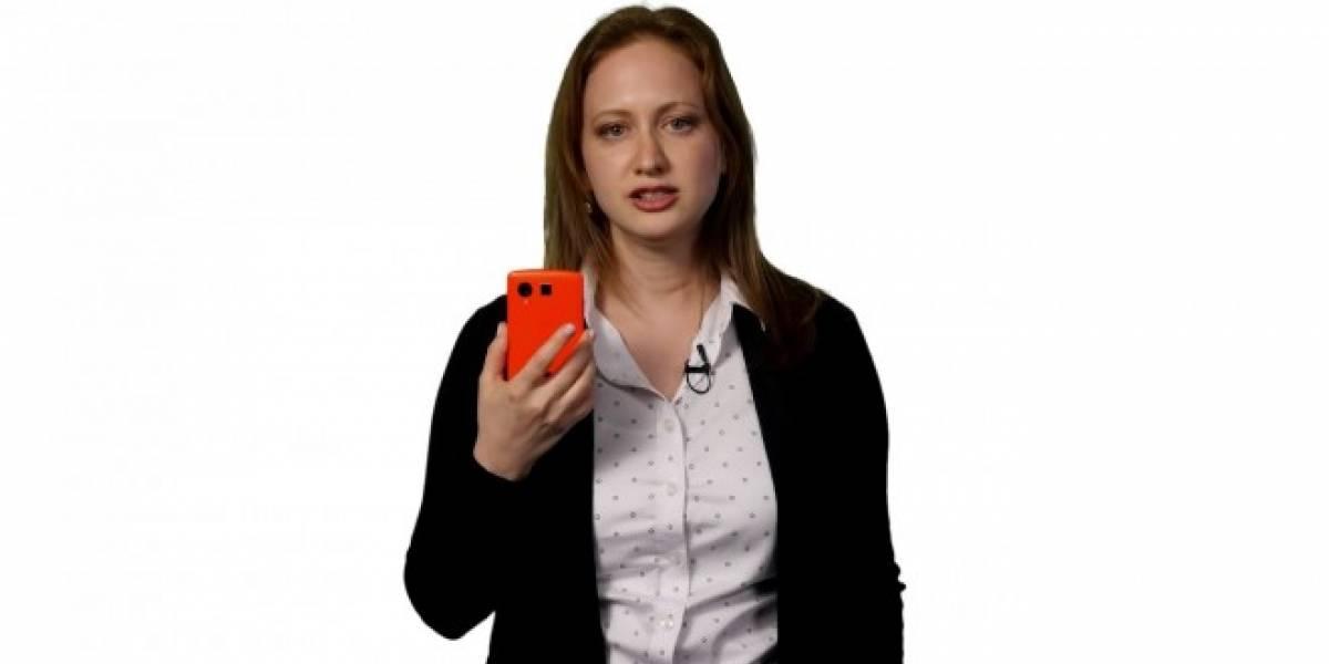 Google muestra a un supuesto Nexus 5 con lector de huellas dactilares