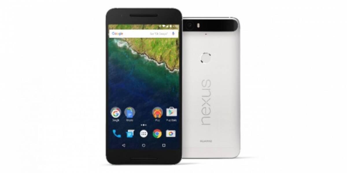 Se filtran todas las especificaciones del Nexus 6P