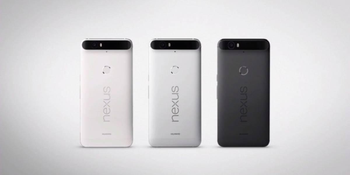 El Nexus 6P de Huawei ya se puede comprar en España