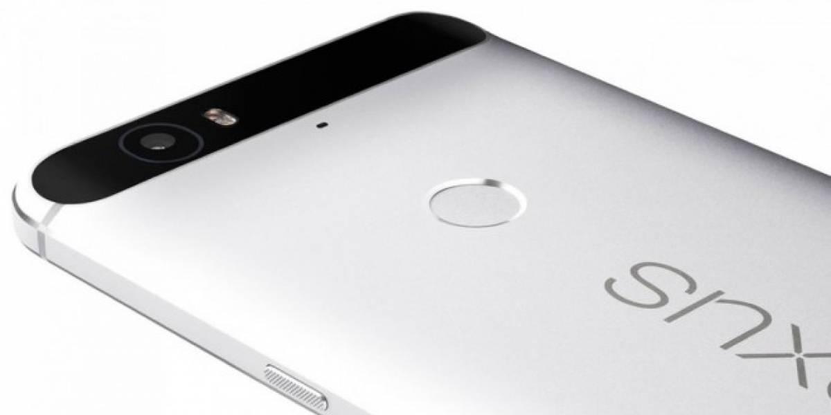 Nueva actualizacion mejora el desempeño del Nexus 6P