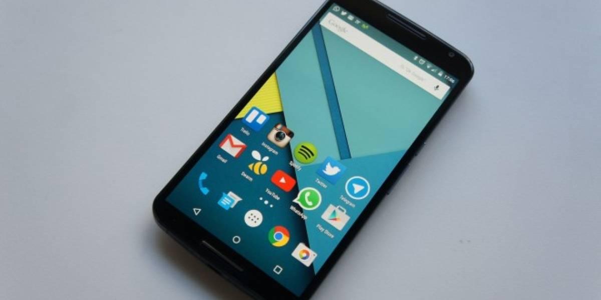 Las ventas del Nexus 6 no han resultado como Google esperaba
