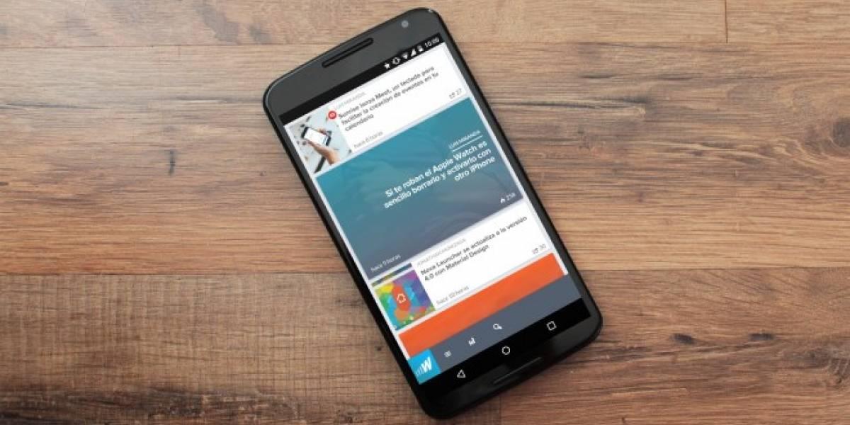 A Motorola le gustaría trabajar en otro Nexus