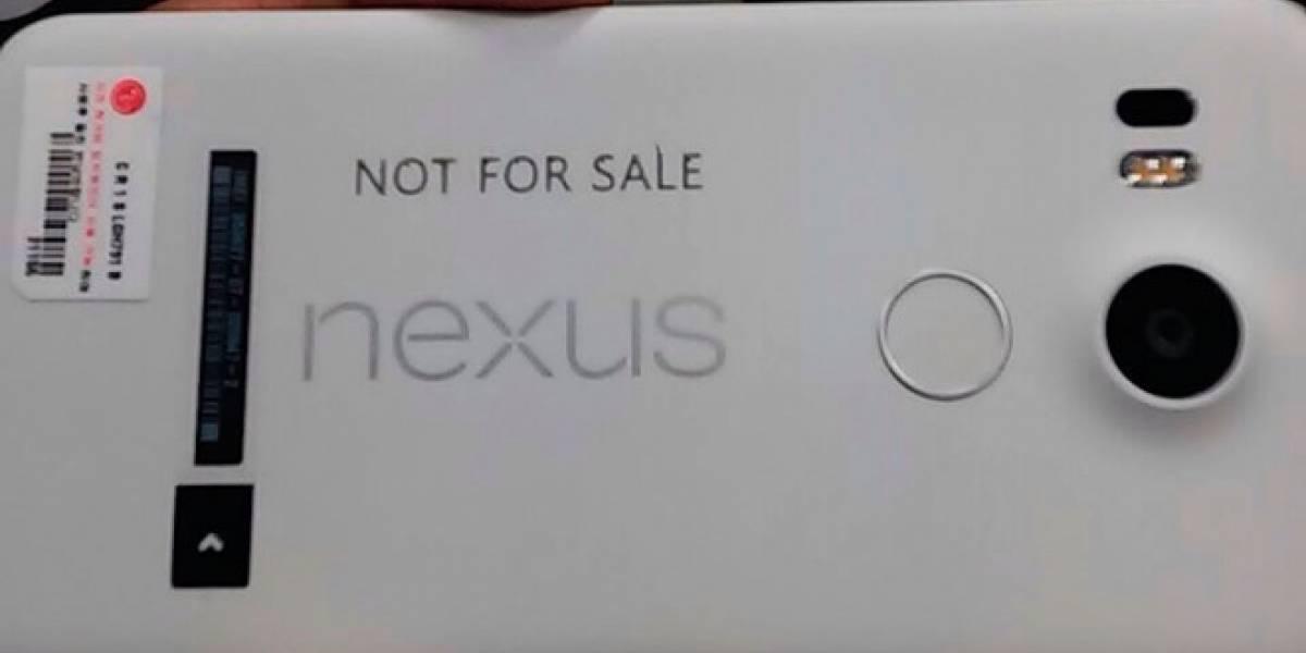 Nueva imagen revela la parte frontal del próximo Nexus 5 2015 de LG