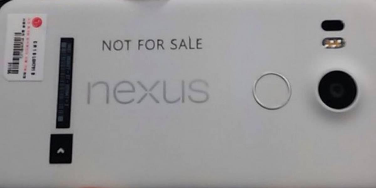 El nuevo Nexus de LG sería de gama alta