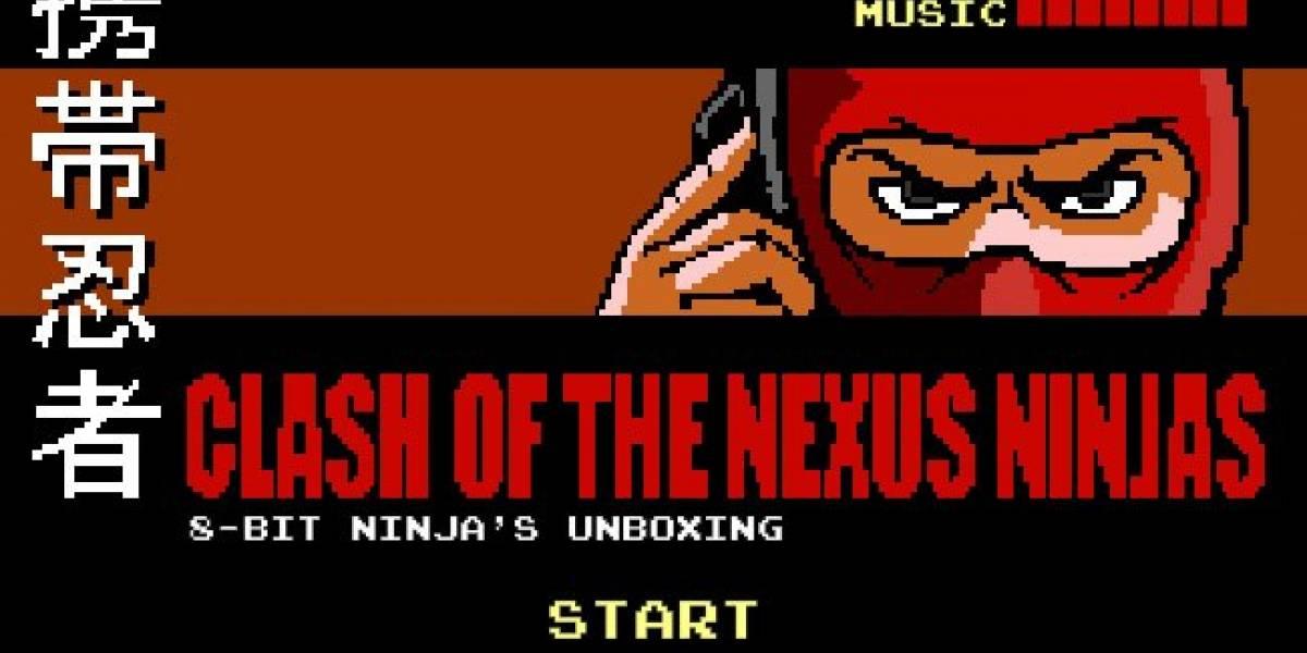 Lucha como un ninja por el Galaxy Nexus