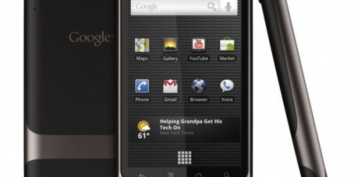 Gingerbread para Nexus One. ¡Acá está el link!