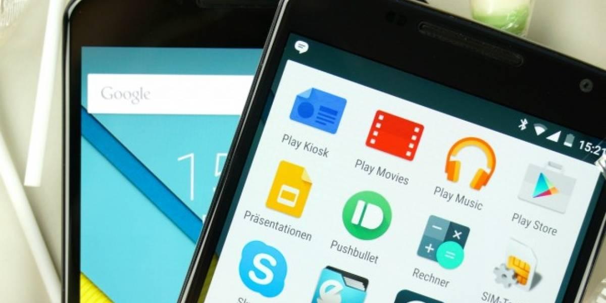 Nexus con 2 años de antigüedad no podrían actualizar a Android M