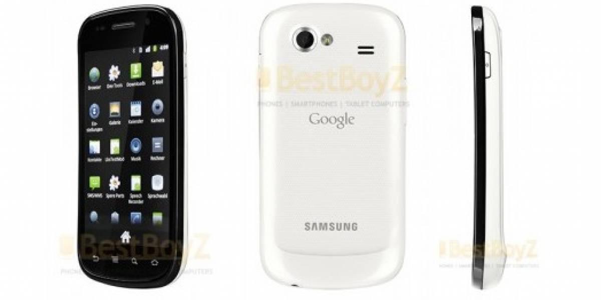 El Nexus S también tendrá una versión blanca