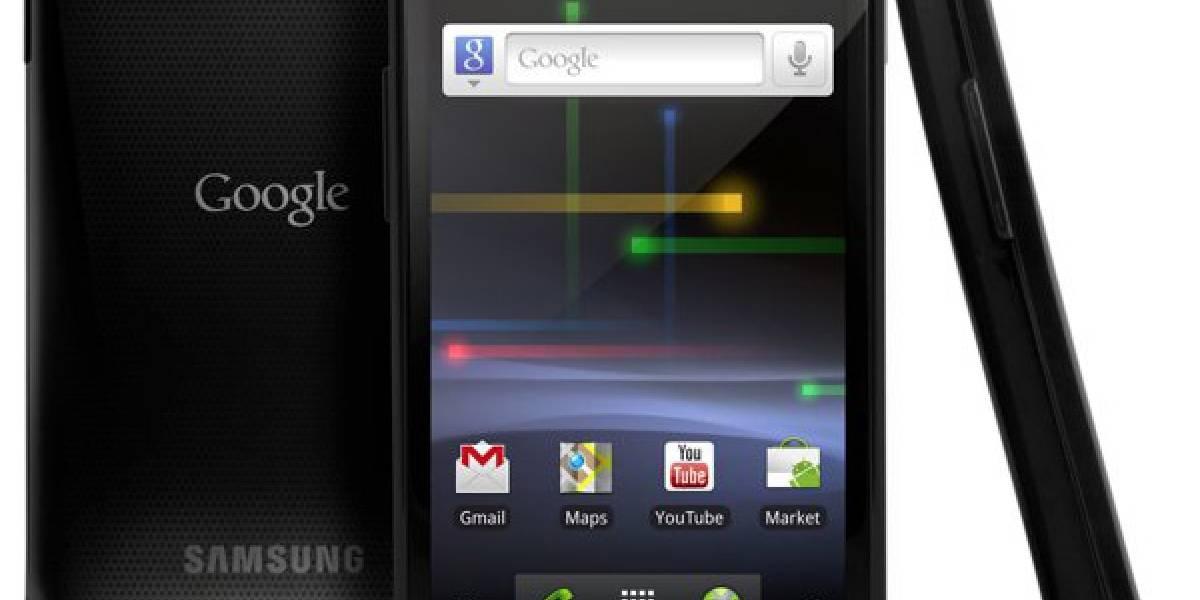 El iPhone 4 corre, pero el Nexus S vuela
