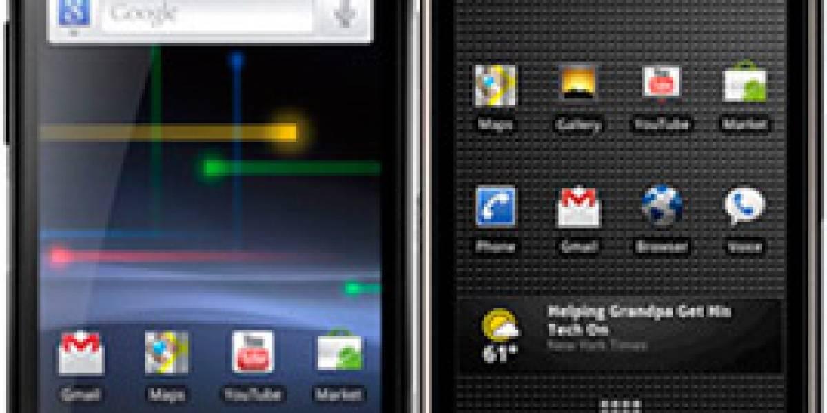 Ya está disponible Android 2.3.4 Gingerbread para Nexus One y Nexus S