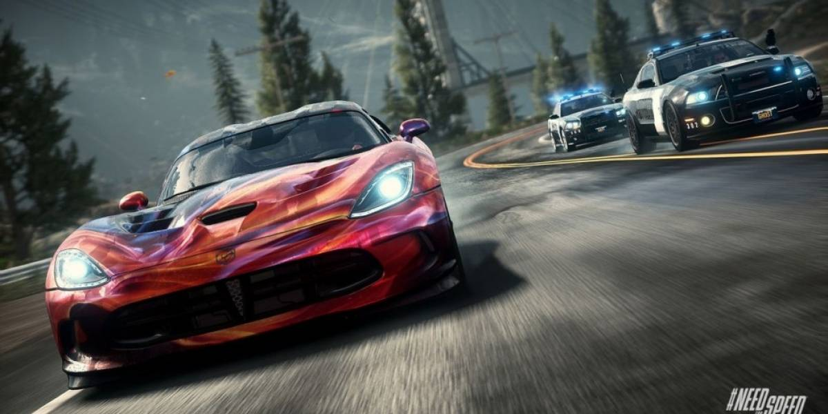 EA anuncia Need for Speed Rivals Complete Edition