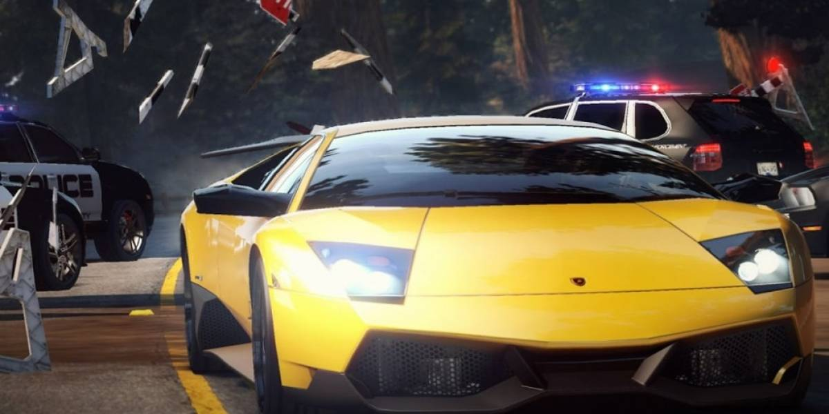Need for Speed Rivals se agrega a EA Access