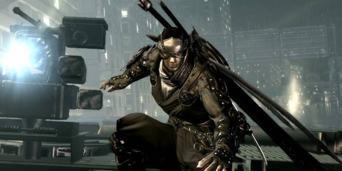 Ninja Blade ya tiene fecha de salida
