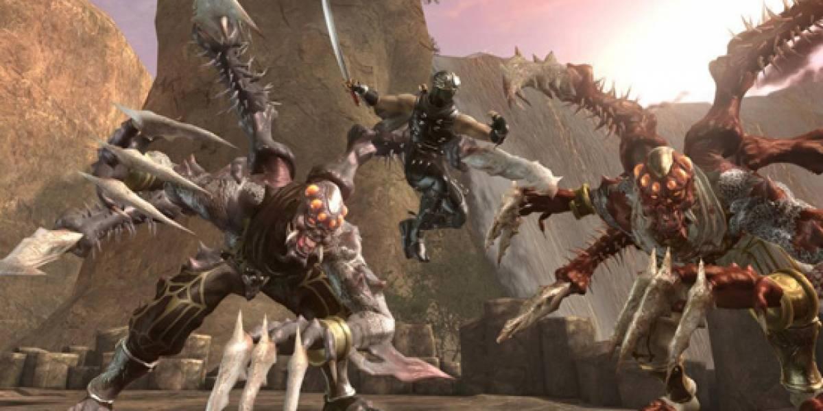 Modo Misión para Ninja Gaiden II es la oferta de la semana en Xbox Live