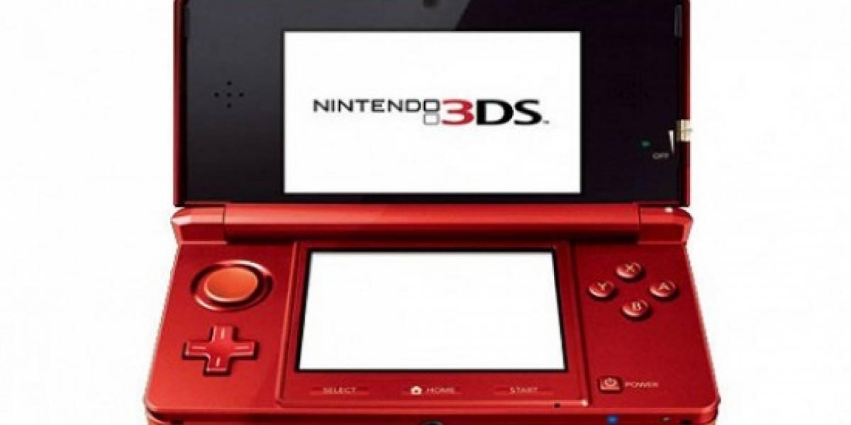 Nintendo 3DS con fecha y precio