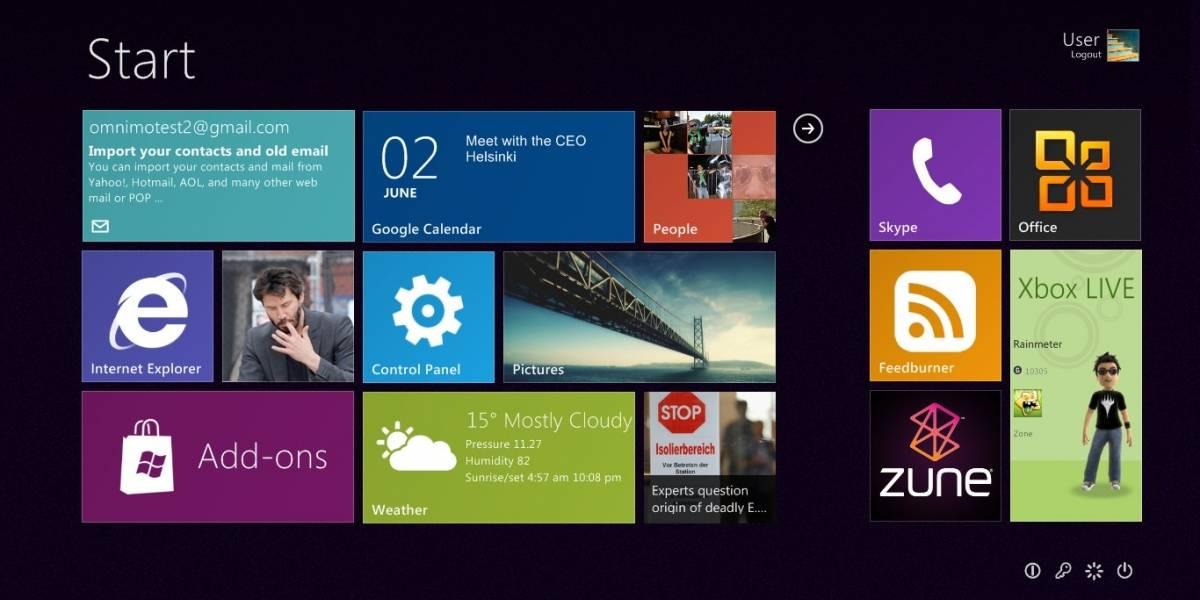 Deje su equipo con estilo Windows 8 con un par de programas